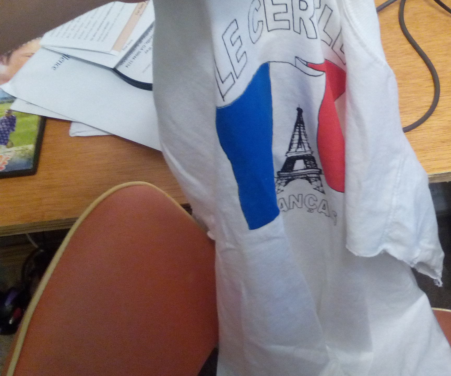 T-Shirt grocery bag