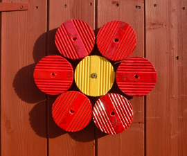 Recycle Flower