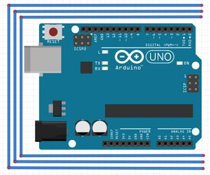 Program Arduino Uno in C Language