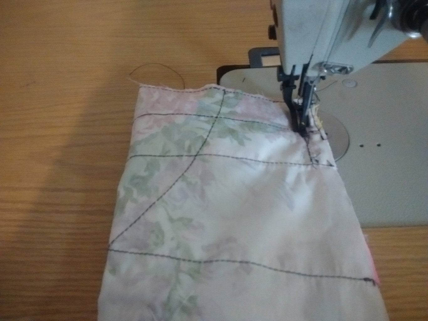 Fold Your Bag in Half and Sew