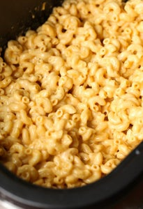 No Boil Mac and Cheese in Slow Cooker