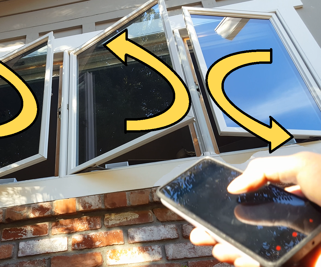 Remote Controlled Window