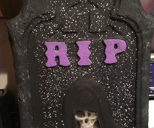 Fix Your Tombstones and Waterproof Them