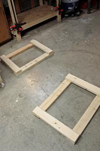 Assemble Frame