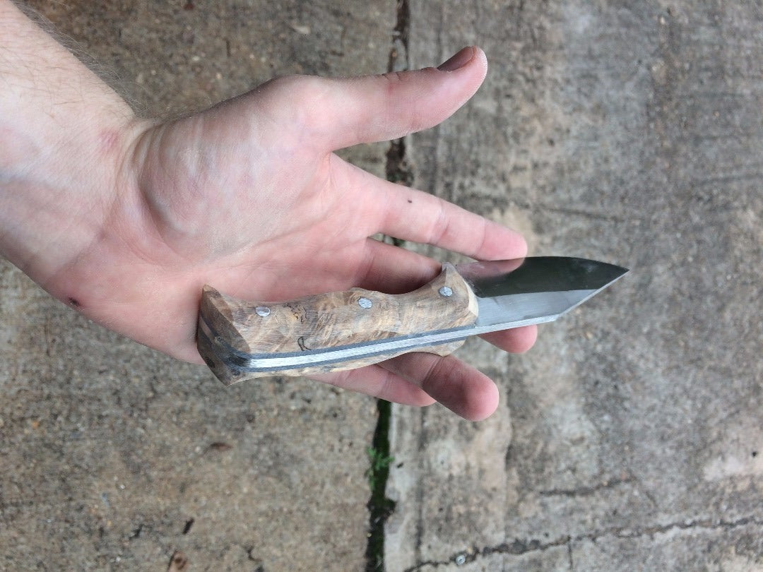 Learn to Make Knives