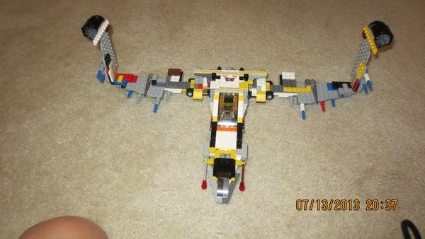 Super Cool Lego Star Fighter