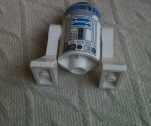 How to Build a Lego Guy From Star Wars