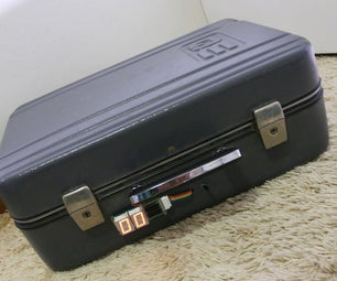Doc Brown's Security Briefcase