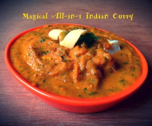 Magical All-in-1 Indian Curry