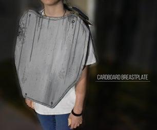 Cardboard Breastplate