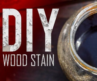 How to Make DIY Wood Dye (Easy and Cheap)