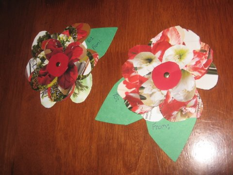 Make Gift Tags from Junk Mail