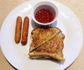 Monte Cristo: King of Sandwiches