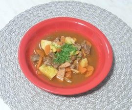 Traditional Cooking:Hungarian Goulash