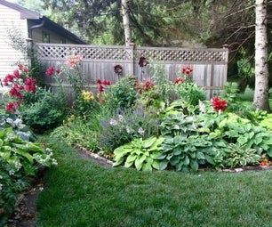 Inexpensive Eco-Friendly Way to Make a Garden Bed Weed Proof