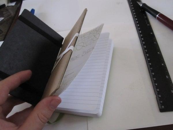 Writer's Wallet