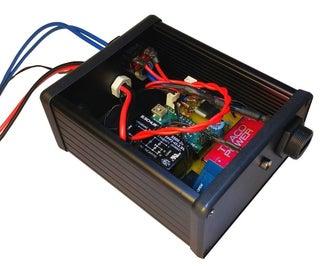 Sistema Di Acquisizione E Trasmissione Dati Per Veicoli Elettrici Autonomi