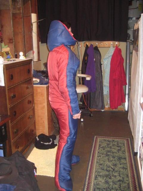 Sleeping Bag Suit