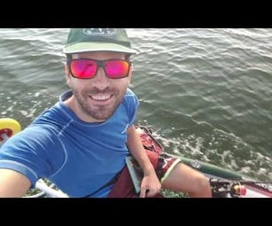 SUP Electric Propulsion for Stand Up Paddle
