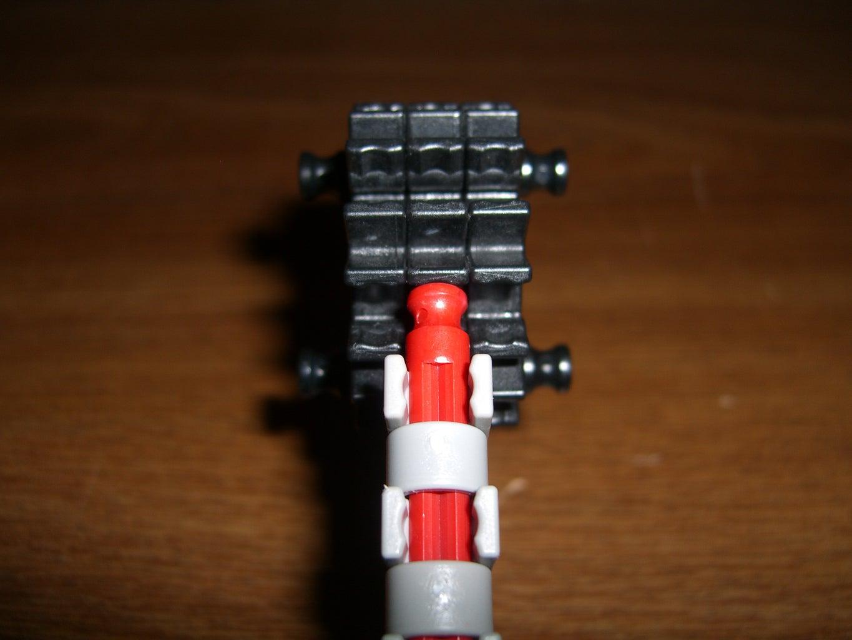Assembling the Gun
