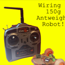 Wiring Your First 150g Antweight Robot