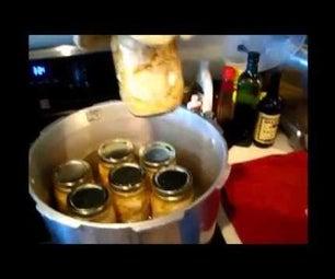 Canning Chicken