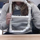 HOW TO MAKE A PVC PIPE LETTER B