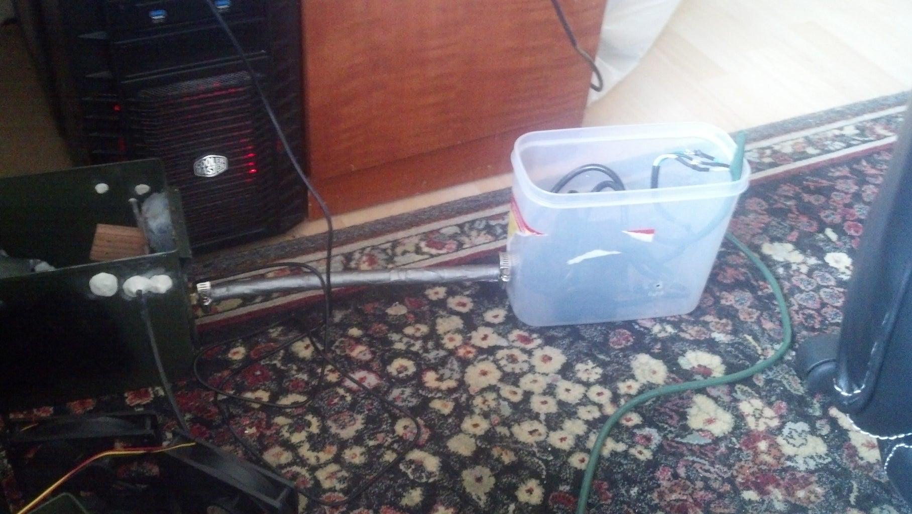 Tech Hacks - Watering and Ventilation