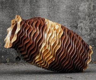 Wavy Vase