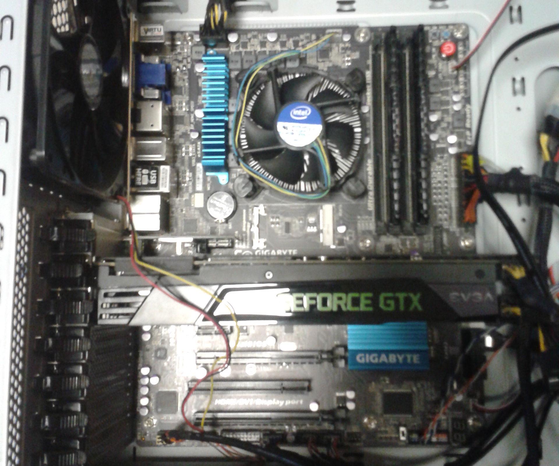 Assembling a Desktop Computer