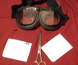 Post-apocalyptic or Emergency Glasses