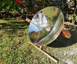 Solar Coffee Maker