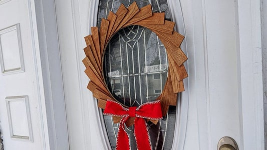 Use 10: Wreath for Your Front Door