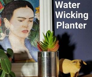 升级自浇水播种机