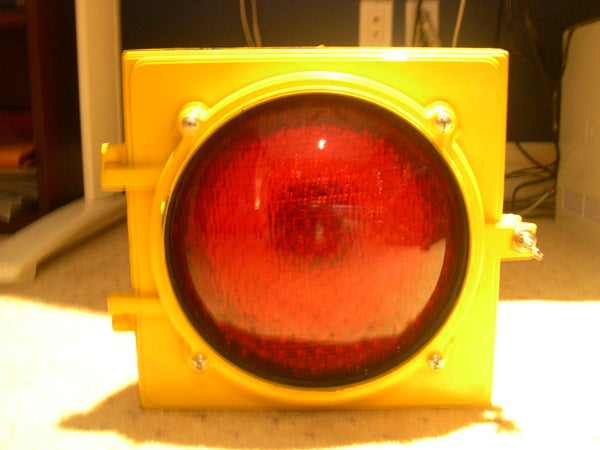 How to Make a Traffic Light Subwoofer.