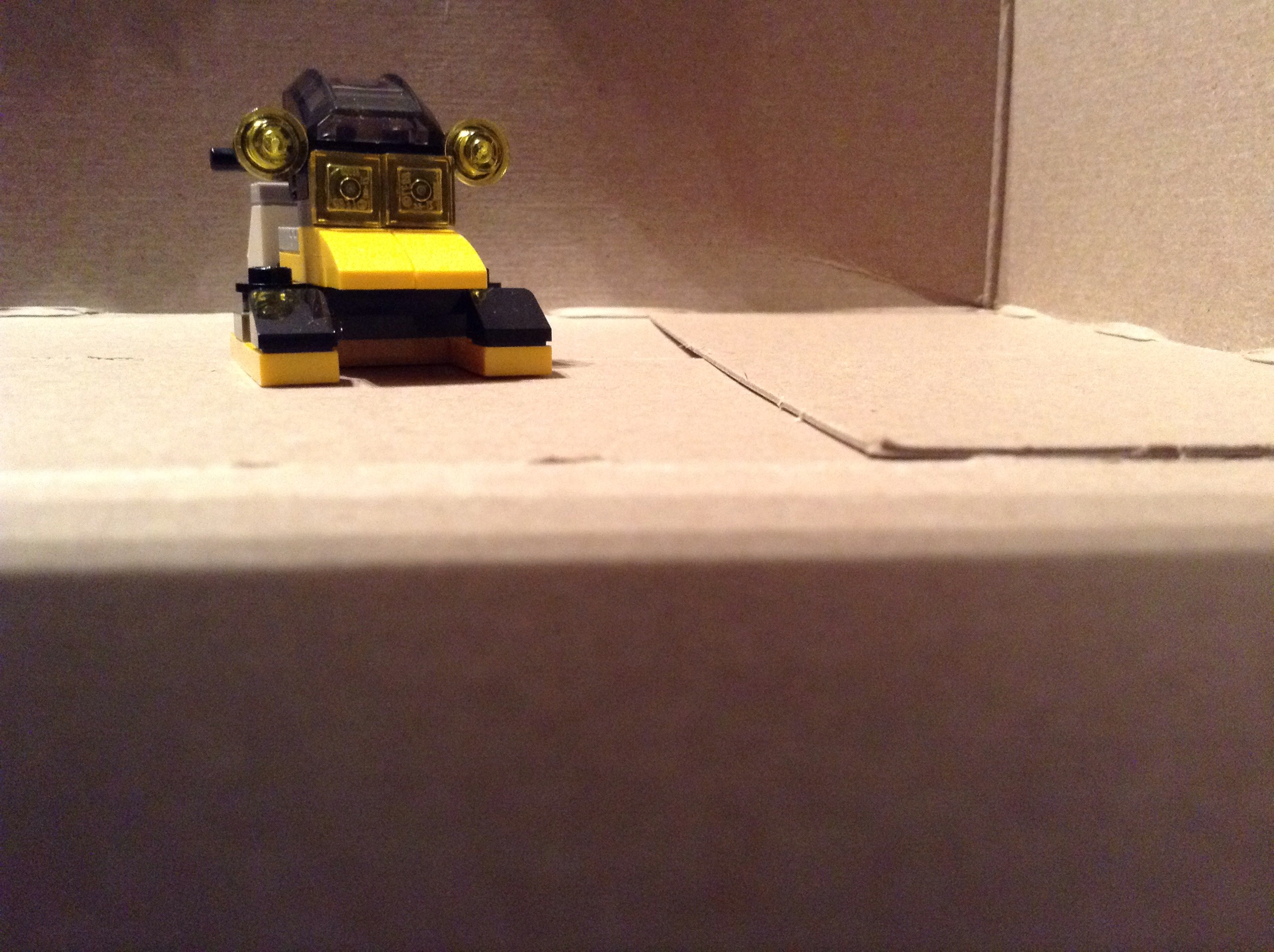 How To Make A lego Snowmobile