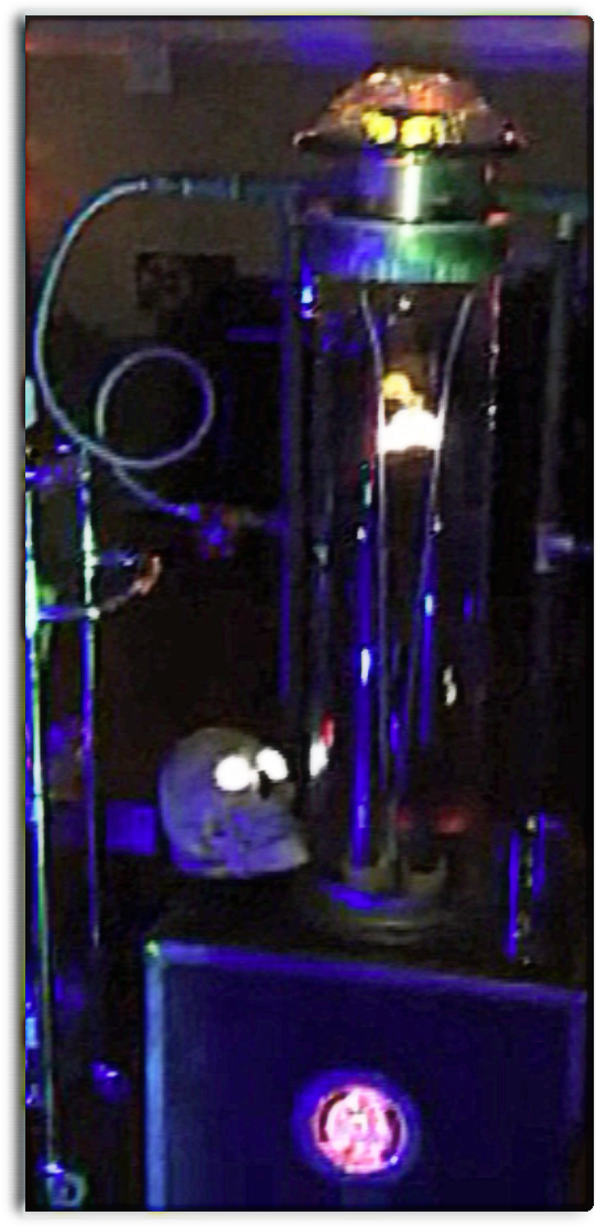 "Mad Scientist's ""Jacob's Ladder"" Lightning Prop"