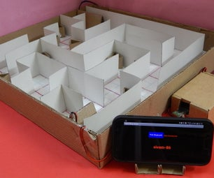 Customizable Laser Maze With Arduino and Android App
