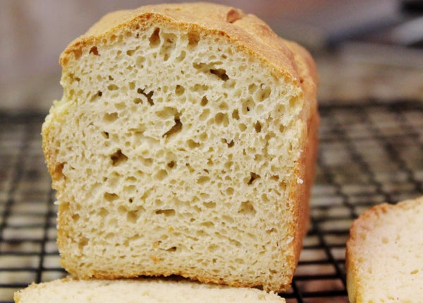 Gluten Free Sandwich Bread - FAST Method