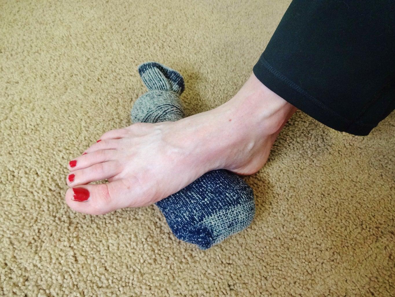 Foot Roller - Back Roller