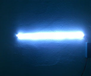 Simple CCFL Attractive Wall Light