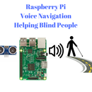 Raspberry Pi Voice Navigation Helping Blind People