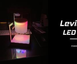 Levitating LED Lamp
