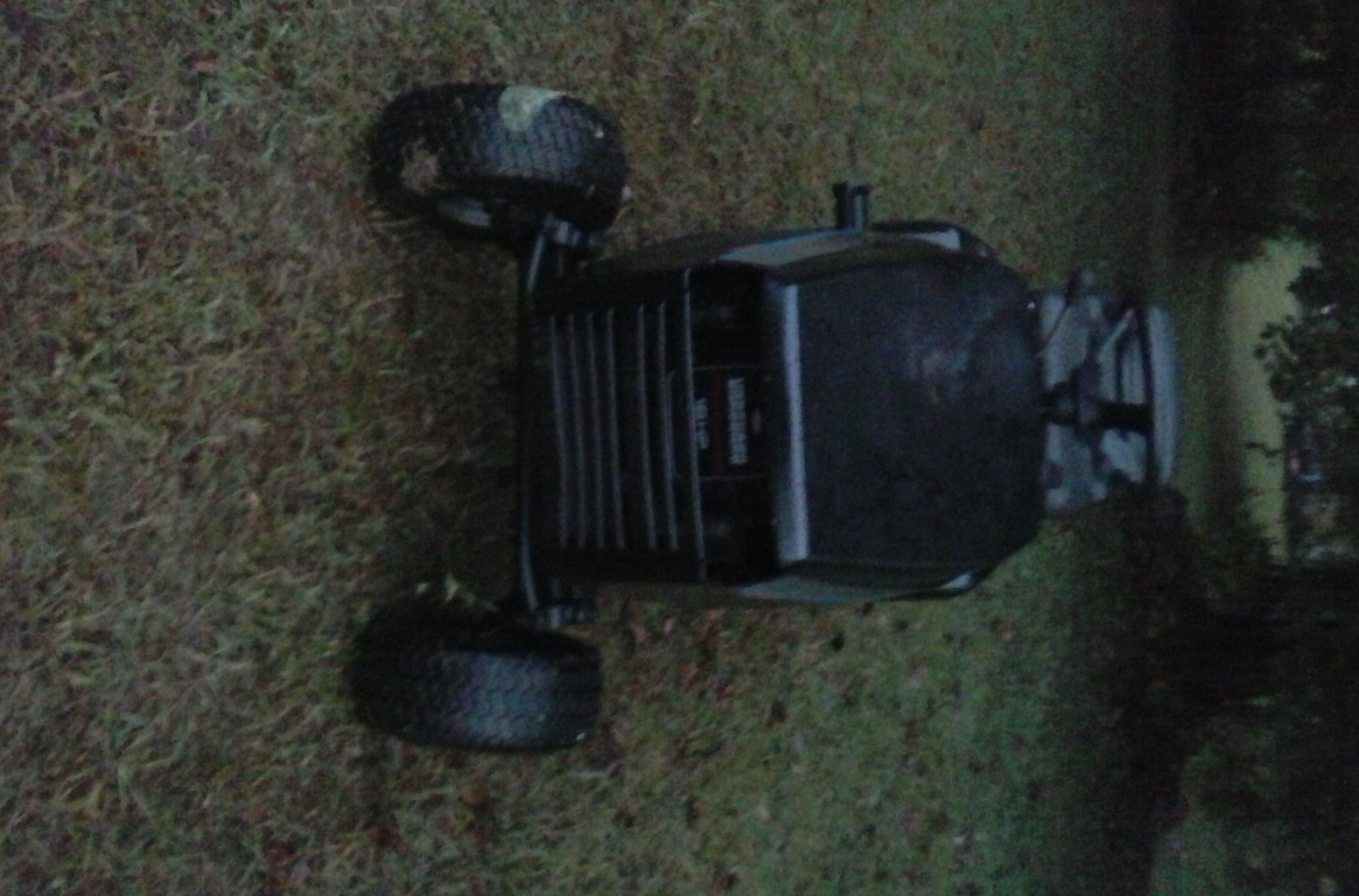 Mow-Kart 2