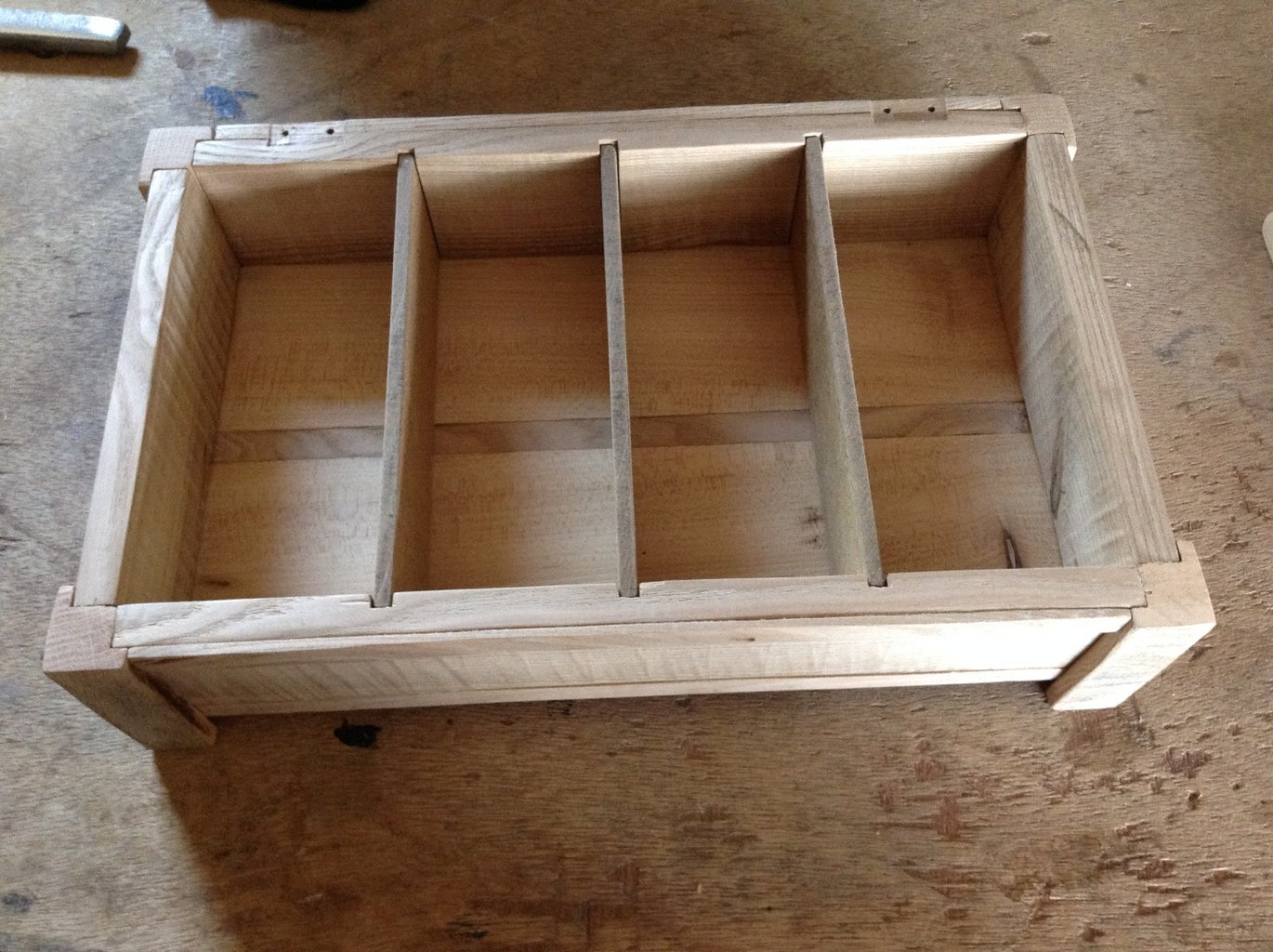Make the Lid and Prepare Hardware Mounts
