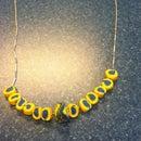 Rolled SUGRU beads