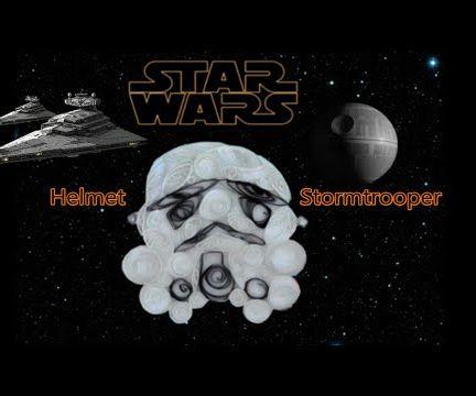 Quilling Stormtrooper