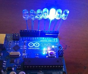 Dirt Cheap Arduino LED Light Bar!