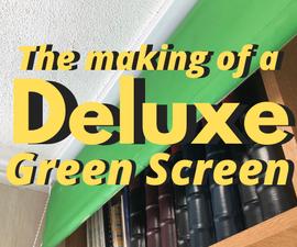 Deluxe Green Screen