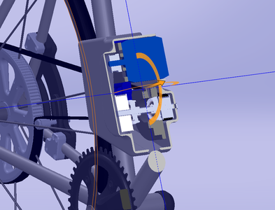 Engineering the Drivetrain